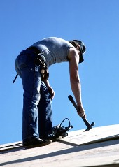Roofing Worker, Roofing Services in Wichita, KS